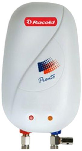 Racold Pronto 3 3-litre 3000-watt Instant Water Heater (white)