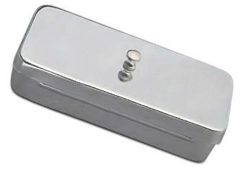Wanne Schale Behälter mit Deckel Instrumentenwanne Edelstahl Rostfrei