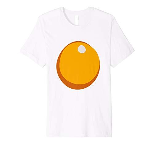 Fried Egg Eigelb Kostüm Funny Halloween -
