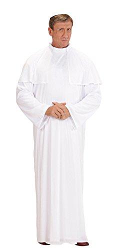 Widmann 44323 Erwachsenenkostüm Papst, (Kostüme Nonne Nonne Besser)
