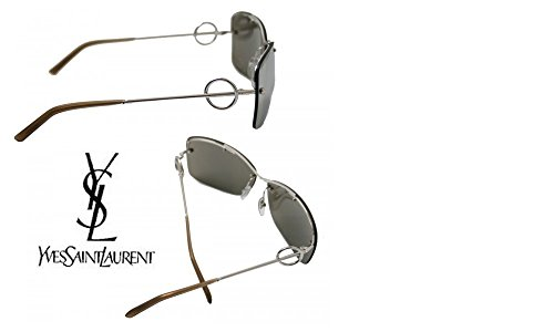 Unbekannt Sonnenbrille Yves Saint Laurent-YSL-Metall-6177/S