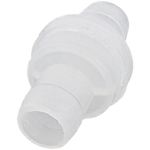 Sourcingmap a11093000ux0820 - Mecánica lengüeta de plástico apropiado válvula antirretorno