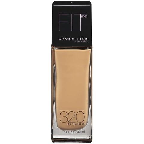 Maybelline Fit Me Foundation 30ml (320 Honey Beige)