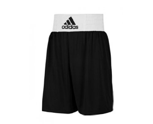 adidas Base Punch Shorts Men Schwarz
