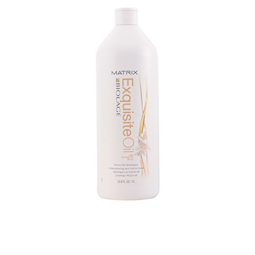 EXQUIS HUILE BIOLAGE shampooing micro-huile de 1000 ml