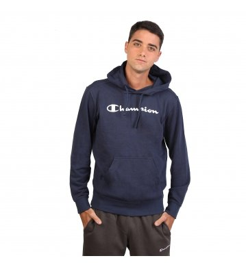 champion-sweat-shirt-homme-bleu-x-large
