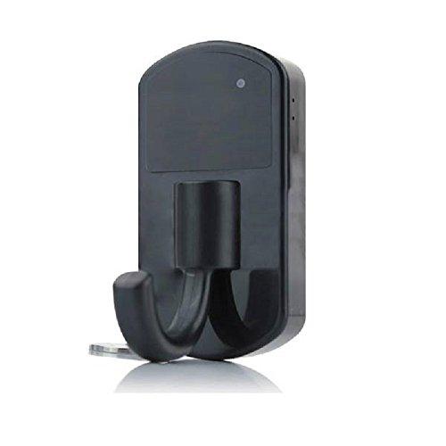 Perchero-toallero espía , grabador de audio, captura de imagen y vídeo en HD, gran capacidad de camuflaje, nadie se dará cuenta de que esta siendo grabado gracias a su novedoso diseño, cuenta con conexión wifi, que mediante de una aplicación móvil pe...