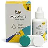 Aqualens Comfort Contact Lens Solution (Lens Case Free) Sold By- dealskart: Partner of lenskart (60 ml)