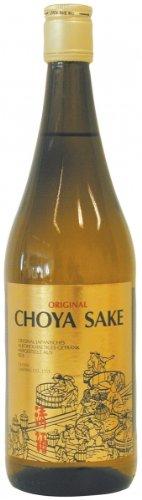 Choya Reis Wein Sake 750ml 15%vol