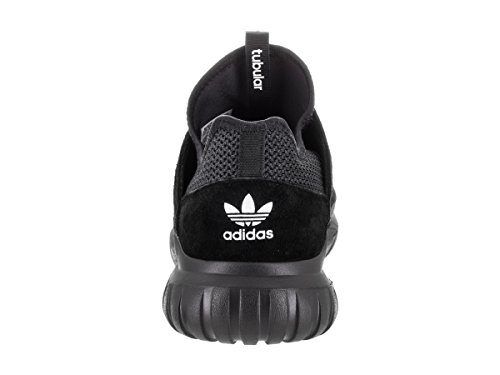 Adidas Tubular Radial Synthétique Baskets CoreBlack-CoreBlack