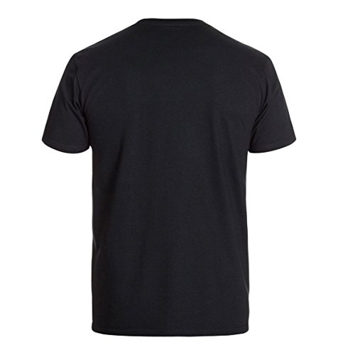 DC Herren-T-Shirt Minimalist Black