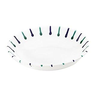GMUNDNER KERAMIK Suppenteller Cup | Durchmesser : 20 cm | Traunsee | Geschirr, handgemacht in Österreich