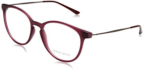 Giorgio Armani - FRAMES OF LIFE AR 7140, Rund Propionat Damenbrillen