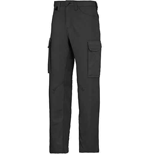 Snickers Workwear Service Hose, Größe 156, schwarz, 6800