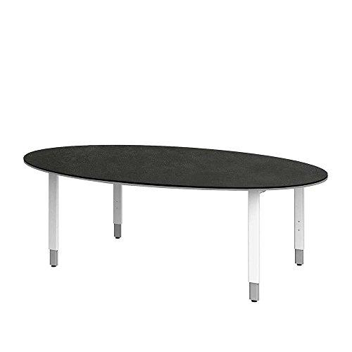Tisch für Konferenzraum oval Pharao24