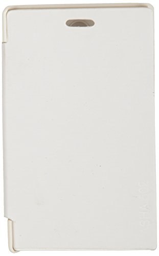 iCandy™ Synthetic Leather Flip Cover For Nokia Asha 502 - WHITE  available at amazon for Rs.180