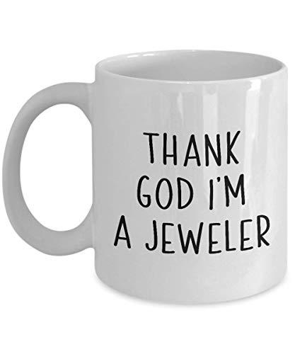 Jeweler Coffee Mug Gift Funny Saying Office Co Worker