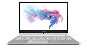 MSI Prestige PS42 Modern 8MO-075IN 2019 14-inch Laptop (8th Gen i5-8265U/8GB/512GB SSD/Windows 10, Home, 64Bit/UMA Graphics), Silver
