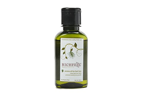 Richfeel Aromatherapy Oil For Hair Loss - 100ml