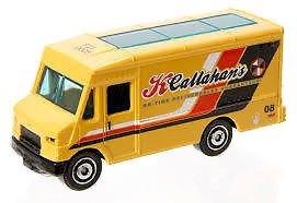 Preisvergleich Produktbild Matchbox Autos - 60. Jahrestag Sammlung - Express P500 Lieferwagen - K. Callahan on Time Lieferungen garantiert