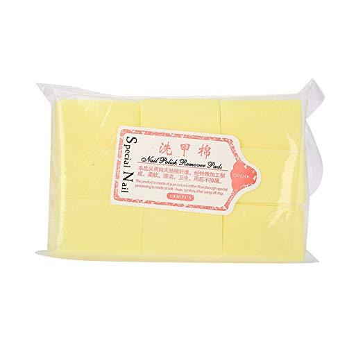 630 Pcs Almohadillas de Algodón, Desechable y Duro Esmalte de Uñas Toallitas Removedoras, Limpiador de Maquillaje Toallitas de Algodón(04)