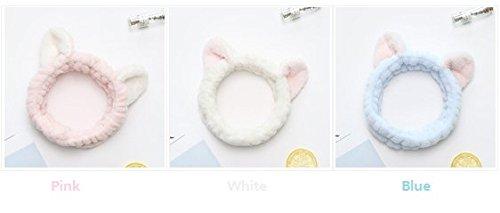 Ideal Dream 3 x Stücke Mischen Farben Nette Schönheit Schön Kitty Meow Party Geschenk Kopfschmuck Ornament Trinket Haar Zubehör Makeup Werkzeuge Hairband Stirnband für weibliche Frauen (Fürsten Kleider)