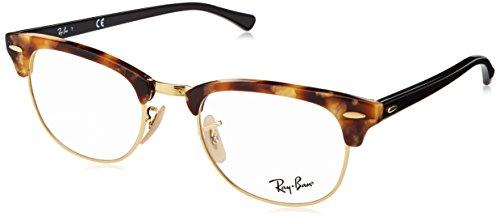 Ray-Ban Unisex-Erwachsene Brillengestell 0rx 5154 5494 51, Braun (Brown Havana)