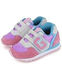 Gioseppo Zapatillas Deportivas Niña Pink Blue Velcro
