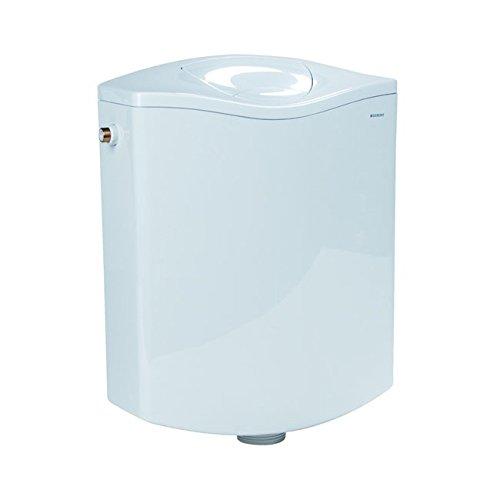 GEBERIT serie 136.432.11.1 AP116 cassetta di risciacquo esterna bianca