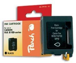 Preisvergleich Produktbild Peach Druckkopf schwarz kompatibel zu Canon BX-3