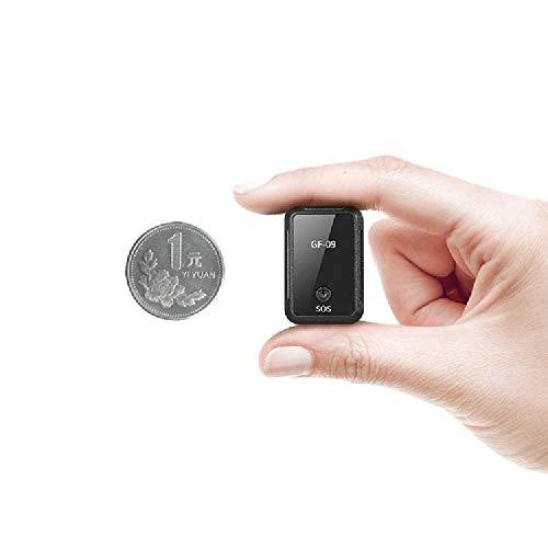 ALMD Localizador GPS Rastrea La Fábrica De Localizadores Antirrobo para Mascotas De Automóviles para Niños Mayores