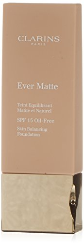 Clarins Teint Ever Matte SPF15 n.110 honey 30 ml