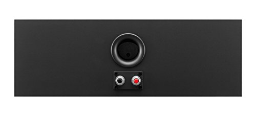 Sony SSCS8 2-Way 3-Driver Center Channel Speaker, Black