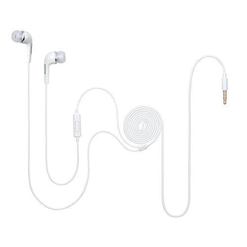Samsung EHS64 EHS64AVFWECINU Wired Stereo Headset (White) Image 2