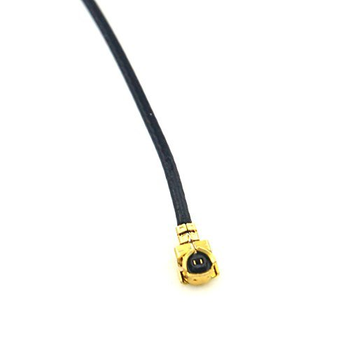 onelinkmore RF Connector Pigtail Cable SMA Female Bulkhead to UFL./ipx Extension Cable 1.13 Cable 5cm Pack of 2