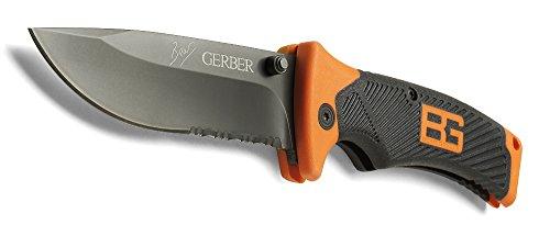Bear Grylls - Gerber Klappmesser Bear Grylls Folding Sheath Knife, Mehrfarbig, one Size