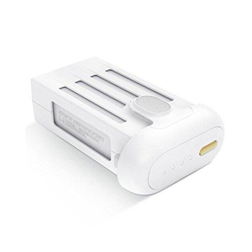 Familizo-giocattolo Fami-17.4V Max 5100mAh Batteria per XIAOMI Mi Drone 4K WiFi FPV Quadcopter (Bianca)