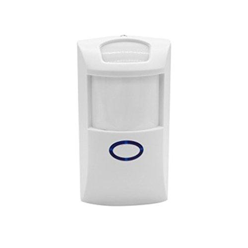Rf-sensor (Sonoff PIR2 PIR Sensor 433Mhz RF-PIR-Sensor Smart Home Alarm Sicherheit Infrarot Menschlicher Körper Sensor)