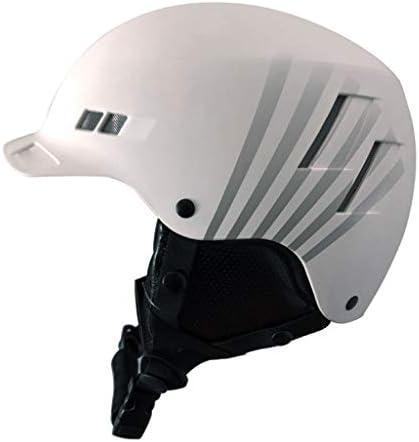 HAOHAOWU cap Ski Helmet, con con con equipaggiamento Prossoettivo equipaggiamento Singolo e Doppio Casco da Neve per Uomo Adulto Caldo equipaggiamento da Sci per Uomo e Donna B07MKGN3T1 Parent | Valore Formidabile  | Outlet Store Online  | Fine Anno Vendita Spe 01b957