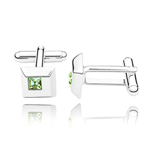 epinki-mens-gold-plated-cufflinks-austria-crystal-square-cubic-zirconia-green-cuff-links-wedding-gif