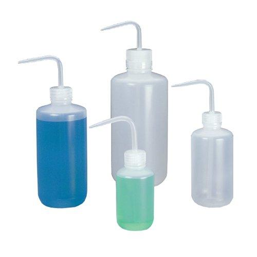 Nalgene 2401-1000Wirtschaft Waschen Flasche, LDPE, 1.000ml, durchscheinend (4Stück) -