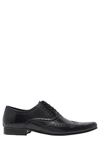next Hommes Chaussures Derby Noir