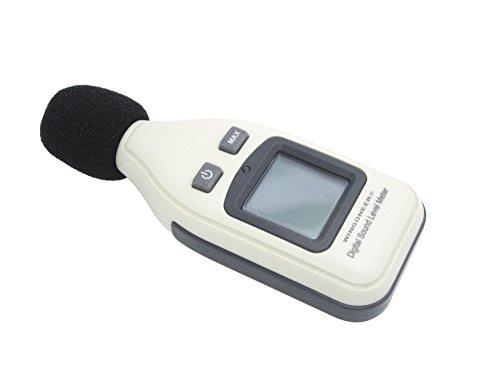 De sonido digital medidor de nivel de...