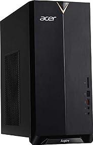 Acer Aspire TC-886, Desktop computer (Intel i3-9100, 8GB DDR4 RAM, 512GB PCIe NVMe SSD, UMA, Windows 10 Home)