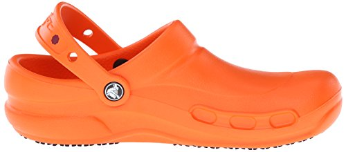 Crocs Bistro Batali Edition, Sabots mixte adulte Orange (Orange)