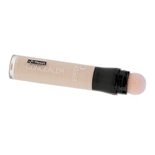 Homyl 6 Couleurs Professionnel Naturel Correcteur Fondation Maquillage Cosmétiques Hydratant et Durable - Cadeau Femme Fille - 03 #
