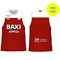 1ª Equipació Baxi Manresa 2018/2019 Kids (0)