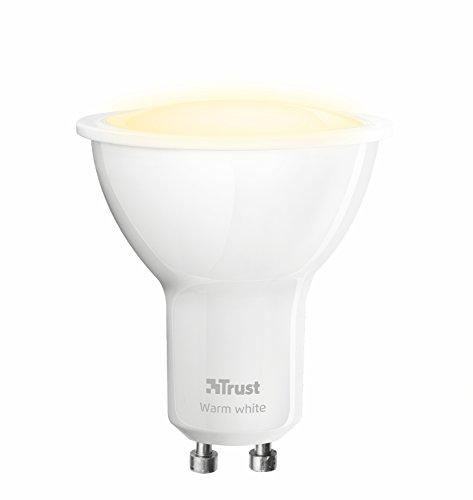Trust Smart Home ZLED-G2705 - Punto de luz LED inteligente regulable, color...