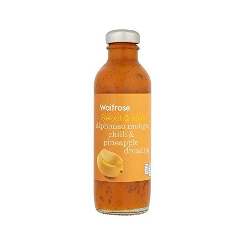 Vinaigrette De Mangue, Piment Et Ananas Waitrose 235G - Paquet de 6