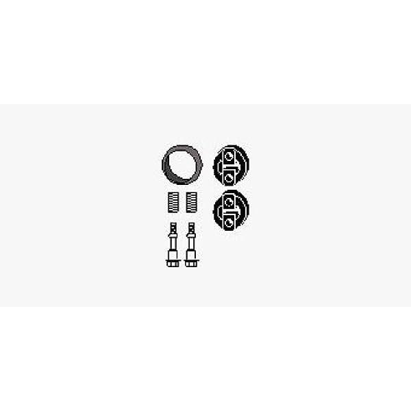 Hjs 82488032 Montagesatz Abgasanlage Auto